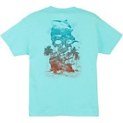 Guy Harvey Men's Chainshot T-Shirt