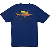 Guy Harvey Men's Sailfish Logo T-Shirt