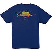 Guy Harvey Men's Sailfish Logo T-Shirt