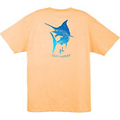 Guy Harvey Men's Marlin Scribble T-Shirt