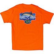 Guy Harvey Men's Florida Gators Orange Master's T-Shirt