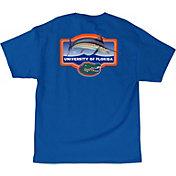 Guy Harvey Men's Florida Gators Blue Master's T-Shirt