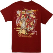 Guy Harvey Men's Florida State Seminoles Garnet T-Shirt