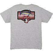 Guy Harvey Men's Florida State Seminoles Grey Master's T-Shirt