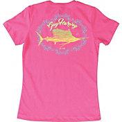 Guy Harvey Women's Sailfish In Motion T-Shirt