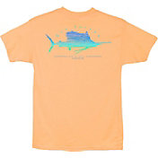 Guy Harvey Boys' Sailfish Scribble T-Shirt