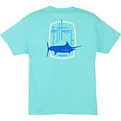 Guy Harvey Youth Barrel Logo T-Shirt