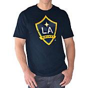 G-III Men's LA Galaxy Logo Navy T-Shirt