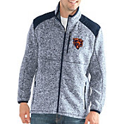 G-III Men's Chicago Bears Backcountry Navy Full-Zip Jacket