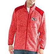 G-III Men's Kansas City Chiefs Backcountry Red Full-Zip Jacket