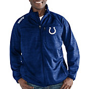 G-III Men's Indianapolis Colts Mindset Royal Full-Zip Jacket