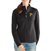 G-III Women's Pittsburgh Pirates Full-Zip Fleece