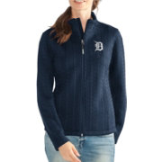 G-III Women's Detroit Tigers Full-Zip Fleece