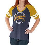 G-III For Her Women's Philadelphia Union Fastball Navy T-Shirt