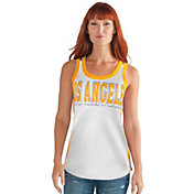 G-III Women's Los Angeles Lakers Opening Day Tank Top