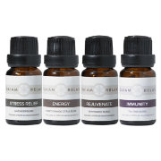Gaiam Relax Essential Oils 4-Pack