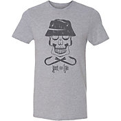 Hook And Line Men's Skull T-Shirt