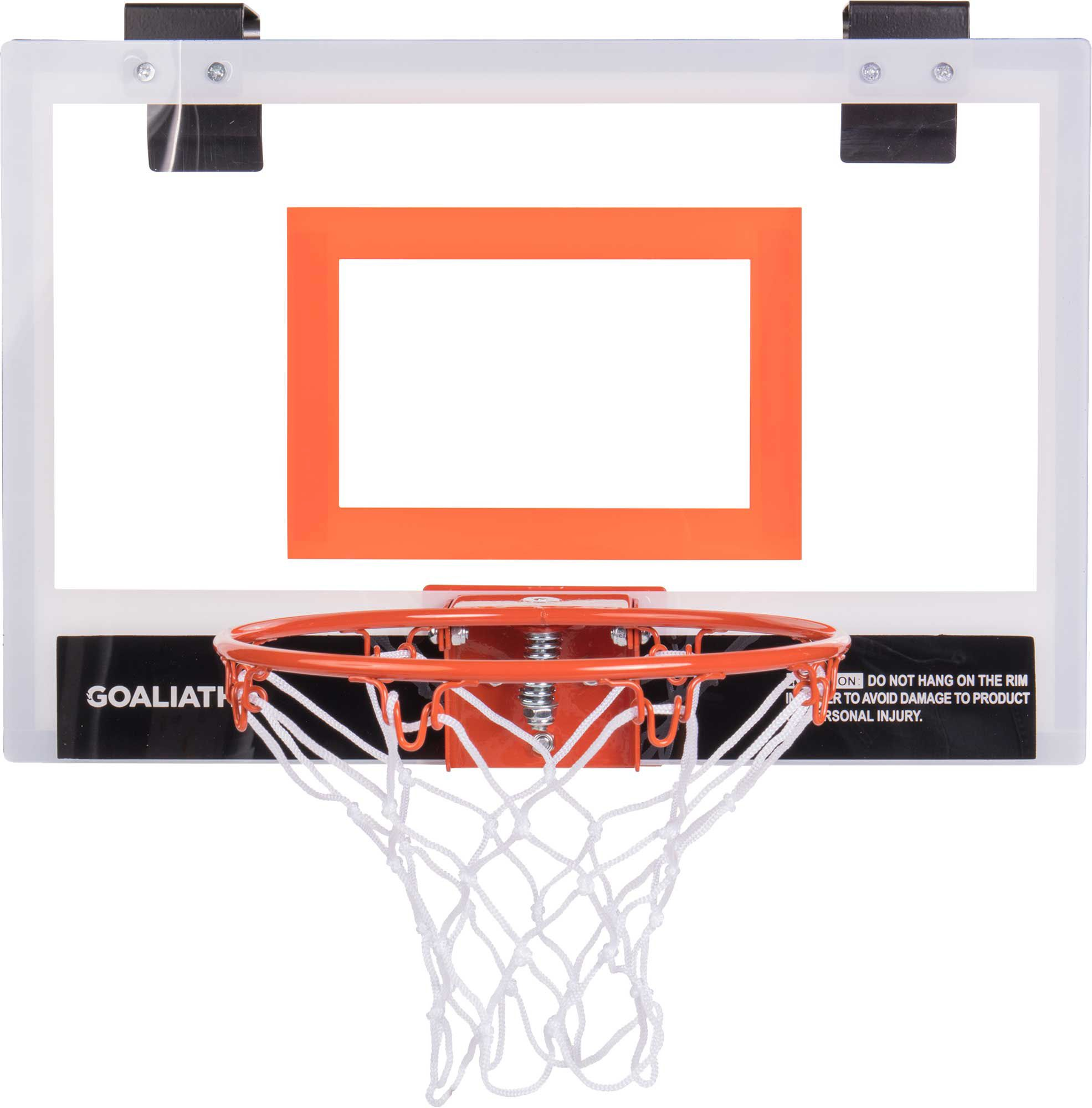 Sport Design Over The Door Basketball Instructions small pool designs for backyards shocking ideas backyard Product Image Goaliath 18 Mini Basketball Hoop