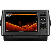 Garmin echoMAP 73dv GPS Fish Finder Combo