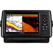 Garmin echoMAP 73cv Inland CHIRP GPS Fish Finder (010-01800-01)