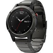 Garmin fenix 5s Sapphire Smartwatch with Metal Band