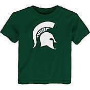 Gen2 Toddler Michigan State Spartans Green Logo T-Shirt