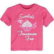 Gen2 Toddler Girls' Tennessee Volunteers Pink 'Sweetest Fan' T-Shirt