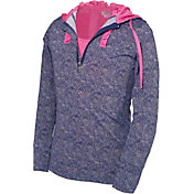 Garb Girls' Amelia Hooded Golf Pullover