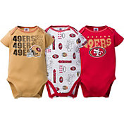 Gerber Infant San Francisco 49ers 3-Piece Onesie Set