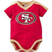 Gerber Infant San Francisco 49ers Dazzle Onesie