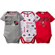 Gerber Infant Tampa Bay Buccaneers 3-Piece Onesie Set