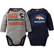 Gerber Infant Denver Broncos 2-Piece Long Sleeve Onesie Set