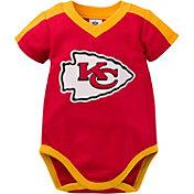 Gerber Infant Kansas City Chiefs Dazzle Onesie