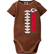 Gerber Infant Kansas City Chiefs Football Onesie