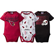 Gerber Infant Arizona Cardinals 3-Piece Onesie Set