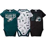 Gerber Infant Philadelphia Eagles 3-Piece Onesie Set