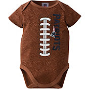 Gerber Infant New England Patriots Football Onesie