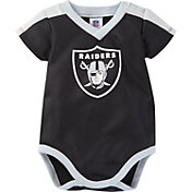 Gerber Infant Oakland Raiders Dazzle Onesie