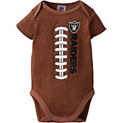 Gerber Infant Oakland Raiders Football Onesie