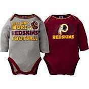 Gerber Infant Washington Redskins 2-Piece Long Sleeve Onesie Set
