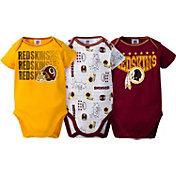 Gerber Infant Washington Redskins 3-Piece Onesie Set
