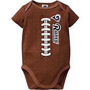 Gerber Infant Los Angeles Rams Football Onesie