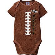 Gerber Infant Baltimore Ravens Football Onesie