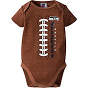Gerber Infant Seattle Seahawks Football Onesie