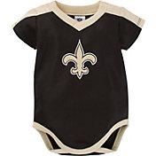 Gerber Infant New Orleans Saints Dazzle Onesie