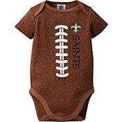 Gerber Infant New Orleans Saints Football Onesie