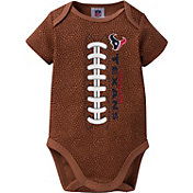 Gerber Infant Houston Texans Football Onesie