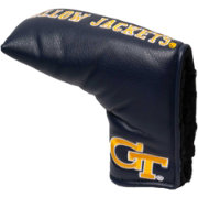 Team Golf Georgia Tech Yellow Jackets Vintage Blade Putter Cover