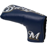 Team Golf Milwaukee Brewers Vintage Blade Putter Cover