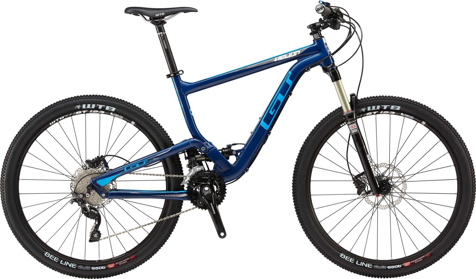 Gt Adult Helion Elite 27 5 Mountain Bike Dick S Sporting Goods